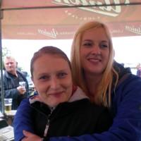 Dekleta, ki so poskrbela za dobro počutje na Jagodnih nedeljah 2014