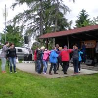 Miganje ob ritmih ansambla Viža na Jagodni nedelji 2014