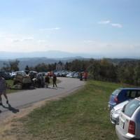 Pogled na Ljubljansko kotlino