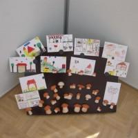 Razstava turističnih spominkov v osnovni šoli Janče
